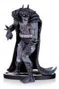 Black & White ZOMBIE BATMAN Statue DC