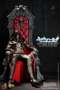 Hot Toys CAPTAIN HARLOCK THRONE Of ARCADIA 1/6 Figure SET