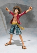 ONE PIECE ZERO MONKEY D LUFFY SP COLOR Bandai