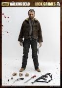 ThreeZero RICK GRIMES Walking Dead 1/6 FIGURE