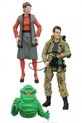 Diamond Select GHOSTBUSTERS Serie 3 ACTION FIGURES x3