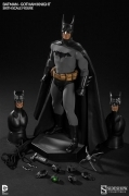 Sideshow GOTHAM KNIGHT BATMAN 1/6 Figure