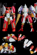 Freeing SHIN GETTER Perfect CHANGE Robot