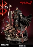 Prime 1 GUTS Berserk STATUE The Black Swordsman