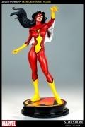 Sideshow 1/4 SPIDER-WOMAN Premium Format MARVEL Spiderman STATUE