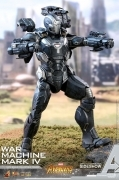 Hot Toys WAR MACHINE Avengers Infinity War MARK IV DIECAST 1/6