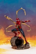 Artfx+ IRON SPIDER Infinity War KOTOBUKIYA Statue
