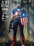 Hot Toys CAPTAIN AMERICA Star Spangled Man EXCLUSIVE