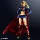 Square Enix SUPERGIRL Variant PAK Play Arts Kai FIGURE Superman