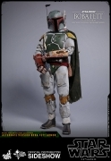 Hot Toys BOBA FETT DELUXE Episode V Star Wars 1/6 Figure