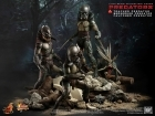 Hot Toys BERSERKER+FALCONER+TRACKER Predator 3 FIGURES