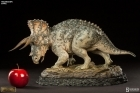 Sideshow TRICERATOPS Dinosauria STATUE Triceratopo