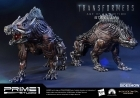 Prime1 STEELJAW Age of Extinction TRANSFORMERS Statue x2 SET