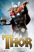 THOR Modern Age PREMIUM FORMAT Sideshow STATUE