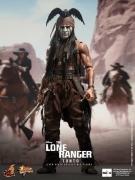 Hot Toys TONTO Lone Ranger 1/6 FIGURE