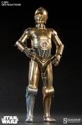 Sideshow C-3PO 12