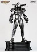 "12"" WAR MACHINE Modern BOWEN 1/6 IRON MAN Statue"