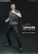 Enterbay JEAN CLAUDE VAN DAMME Real Masterpiece 1/6 FIGURE
