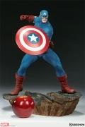 Sideshow CAPTAIN AMERICA Assemble STATUE Avengers