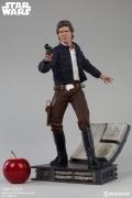 Sideshow HAN SOLO Premium Format EPISODE V Star Wars 1/4 STATUE