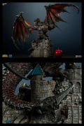 Sideshow DEATHWING World of Warcraft STATUE Blizzard