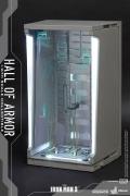 Hot Toys HALL OF ARMOR 1/6 FIGURE Iron Man 3 DIORAMA