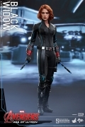 BLACK WIDOW Age Of Ultron HOT TOYS Avengers 12