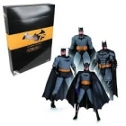 Dc BATMAN 75TH Anniversary SET 1 4-PACK Figure