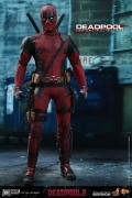 Hot Toys DEADPOOL 2 Marvel 1/6 FIGURE
