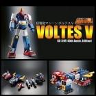 Bandai VOLTES GX-31 V 40th Anniversary VULTUS Soul of Chogokin