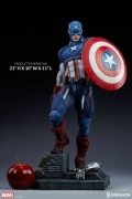 Sideshow CAPTAIN AMERICA 1/4 Premium Format STATUE Marvel Comics