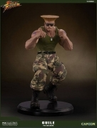 Pop Culture Shock GUILE EXCLUSIVE Street Fighter 1/4 STATUE