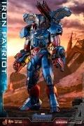 Hot Toys IRON PATRIOT DIECAST Avengers Endgame IRON MAN 1/6