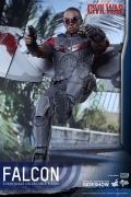 Hot Toys FALCON CIVIL WAR 1/6 Captain America FIGURE