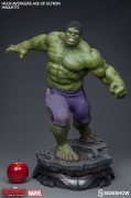 Sideshow HULK MAQUETTE Avengers Age of Ultron STATUE