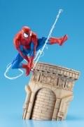 Artfx SPIDER-MAN Web Slinger KOTOBUKIYA Marvel 1/6 Statue