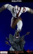 KRATOS Statue GAMING HEADS God of War 1/4