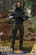 Hot Toys BUCKY BARNES Sebastian Stan AVENGERS INFINITY WAR 1/6