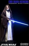 OBI-WAN KENOBI Legendary Scale SIDESHOW Star Wars 1:2 STATUE