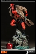 Sideshow HELLBOY Mignola PREMIUM FORMAT 1/4 Statua