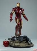 Sideshow IRON MAN Mark III MAQUETTE 1/4 Statue