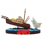 Lo SQUALO Orca Attack JAWS Factory Entertainment MOTION STATUE