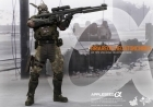 Hot Toys APPLESEED Alpha BRIAREOS ECATONCHIRES 1/6 Figures