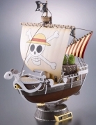 Bandai ONE PIECE GOING MERRY Die Cast CHOGOKIN