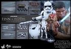 Hot Toys FINN & RIOT CONTROL STORMTROOPER 1/6 Star Wars SET