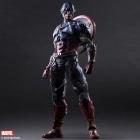 Play Arts Kai CAPTAIN AMERICA Avengers FIGURE Square Enix