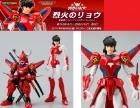 Bandai Armor Plus 5 SAMURAI Rekka RYO del Fuoco TAMASHII Limited