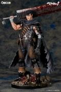 Gecco BERSERK Guts Black Swordsman GATSU 1/6 Statue