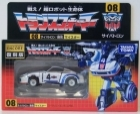 TRANSFORMERS Encore JAZZ 08 Tigre
