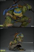 Sideshow LEONARDO Statue TMNT Ninja Turtles